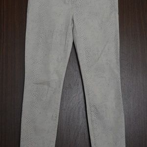 Calvin Klein Jeans LEGGING, snake print size 30/10